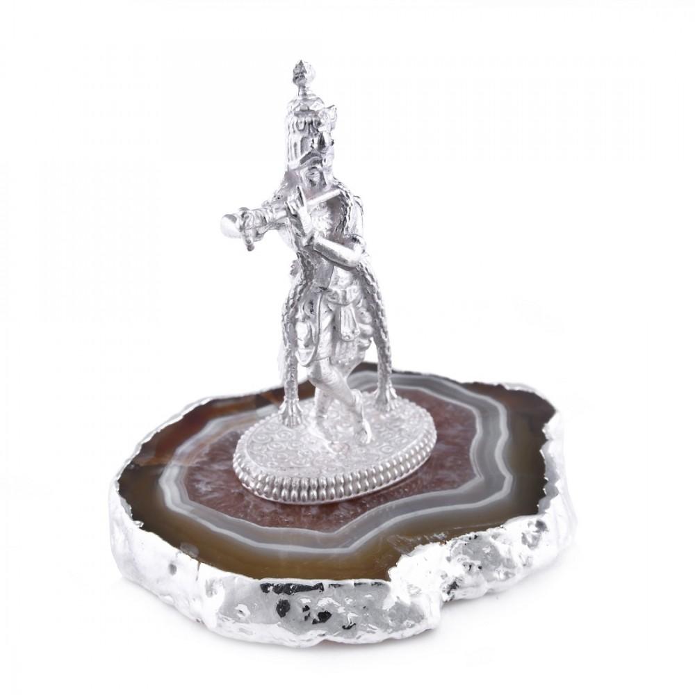 Standing Lord Krishna With Murli Article