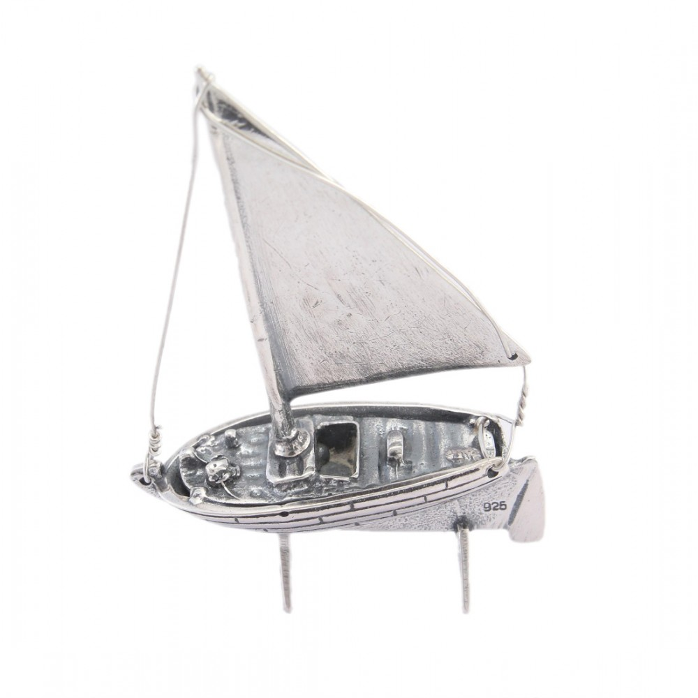 Silver Home Decor Ship Article