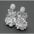 Laxmi Ganesha Idol