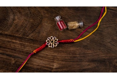 Celebrate The Precious Bond Of Rakhi With Your Beloved Sibling.