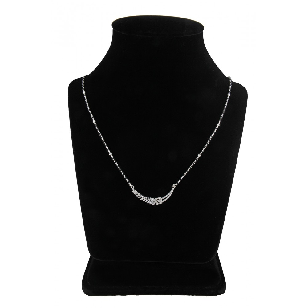 925 Sterling Silver Mangalsutra
