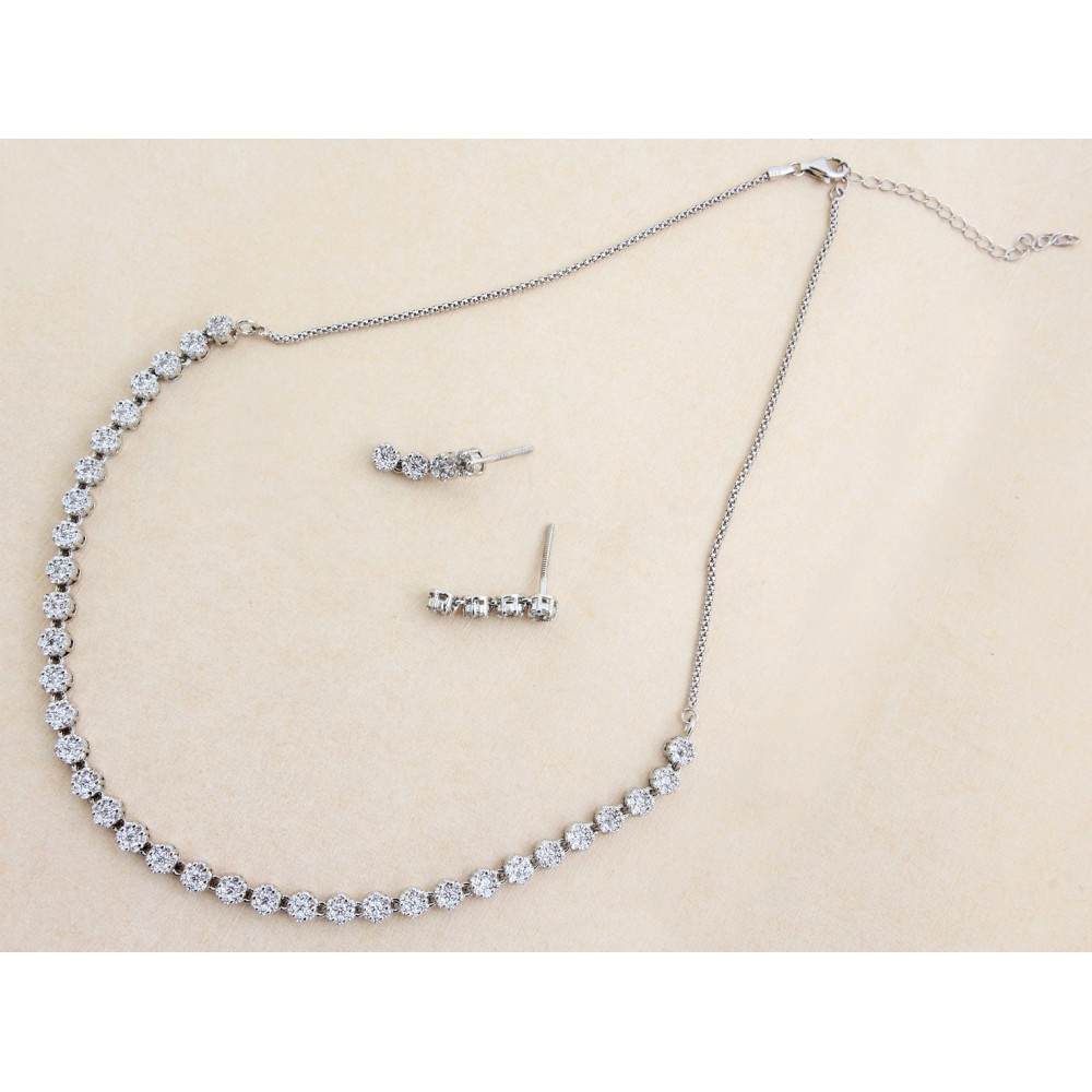 SINGLE LINE NECKLACE