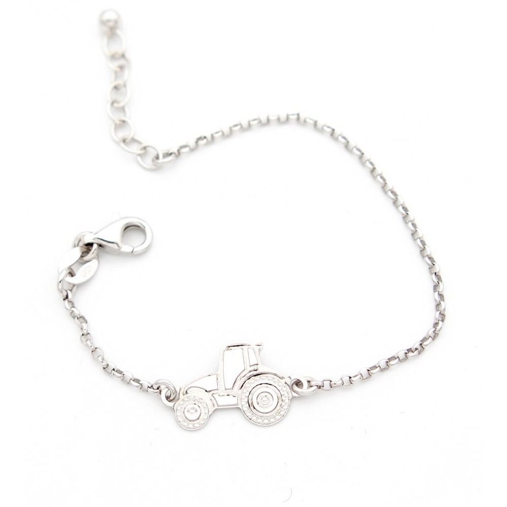 Beautiful Jeep Design Baby Bracelet