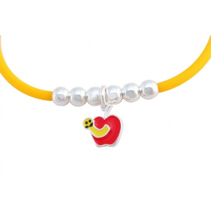 Cute Apple Baby Bracelet for Kids