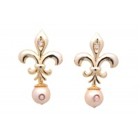 Antique Designer Earring