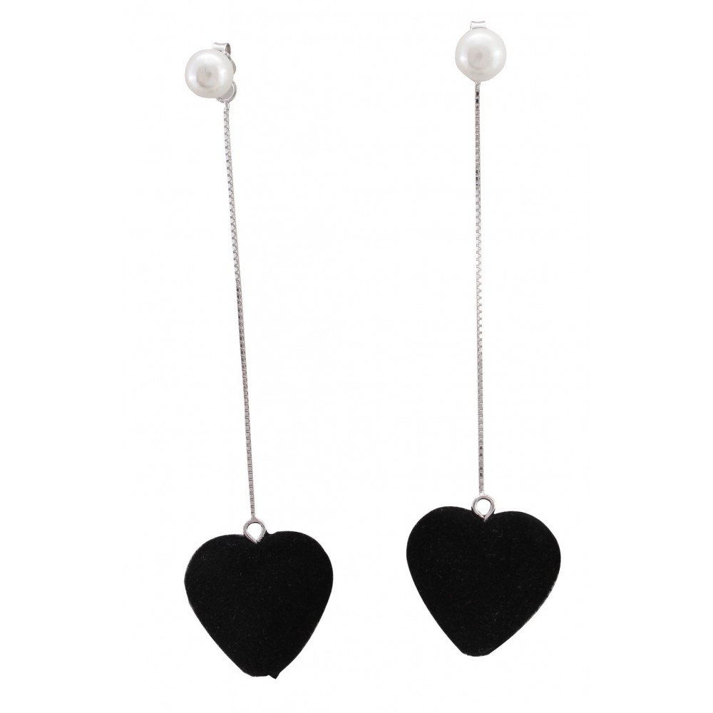 Black Heart Dangler