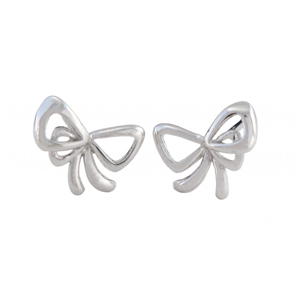 Bow Style Designer Studs