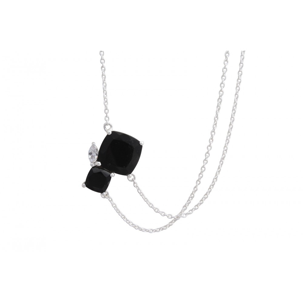 Stylish Pendant With Chain