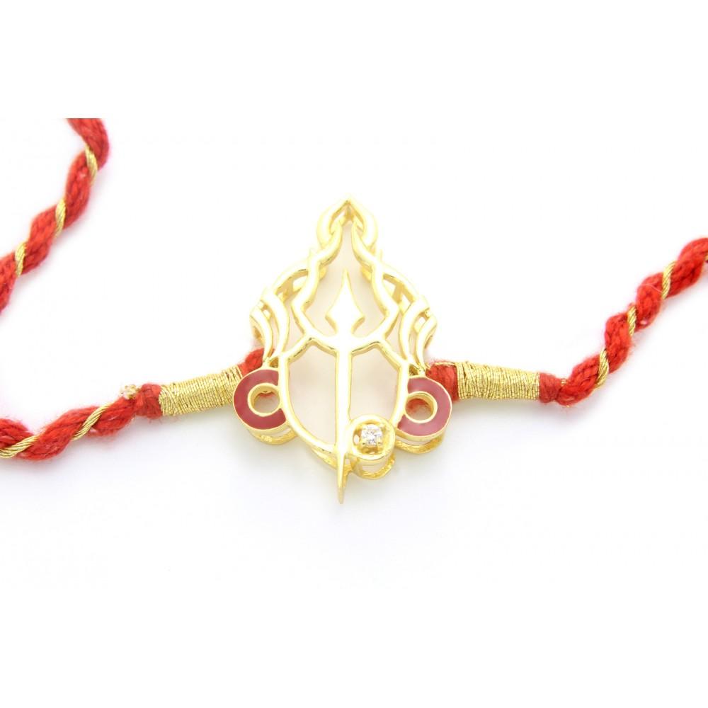 Devi Trident Rakhi