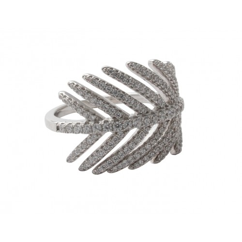 Trendy Cocktail Ring