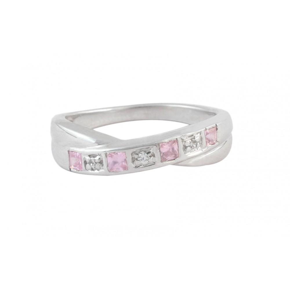 Designer Sterling Silver Ring